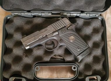 Unboxing the SIG P238