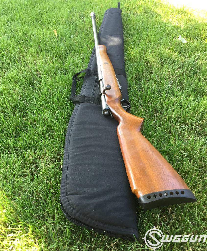 16 Gauge shotgun