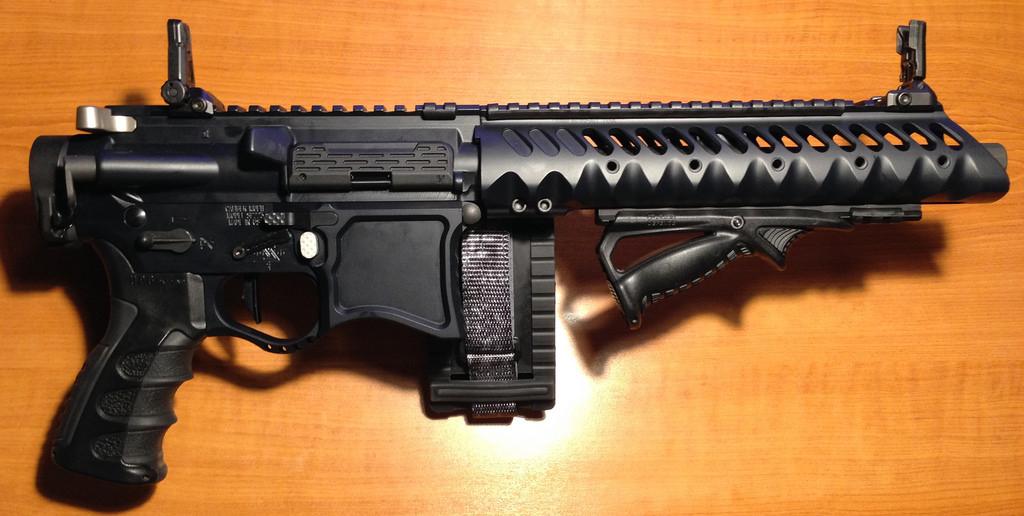 .300 Blackout Pistol