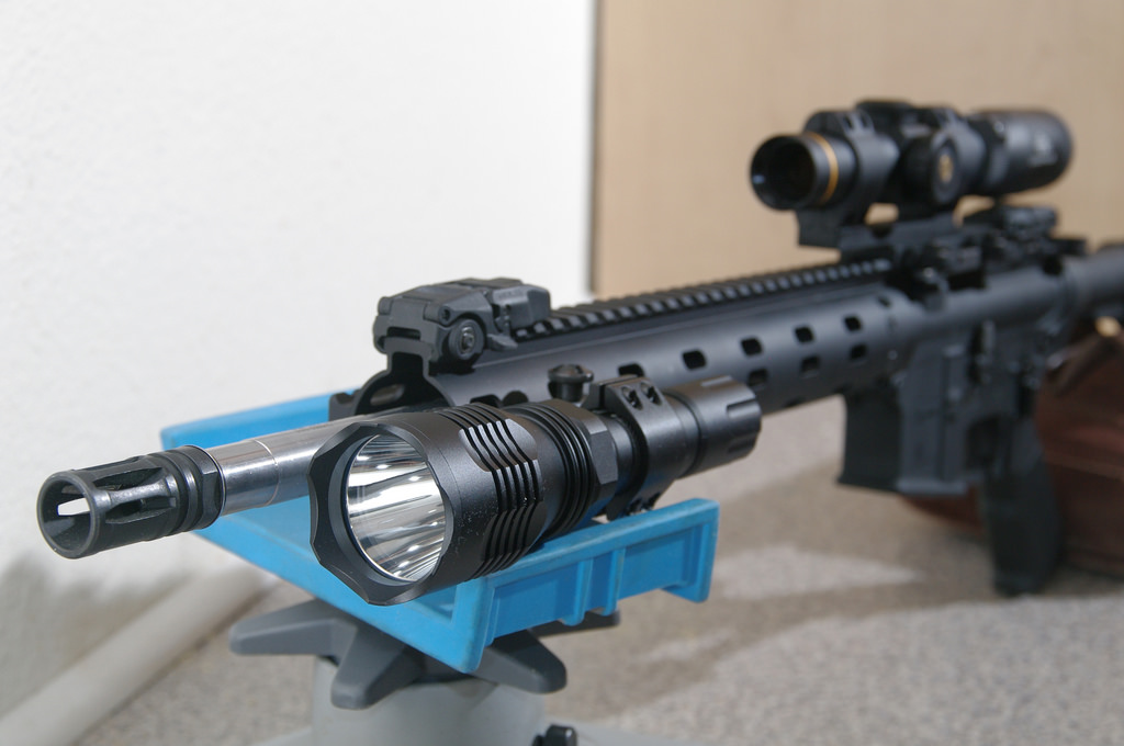 .300 Blackout Rifle