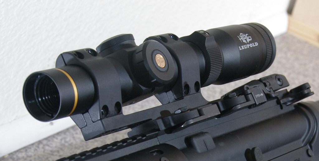 The 4 Best 300 Blackout Scopes | Sniper Country