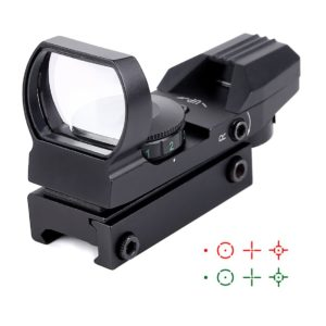 Ohuhu Red and Green Reflex Sight review