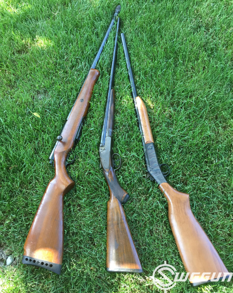 Shotguns for hunting, sport shooting and self-defense