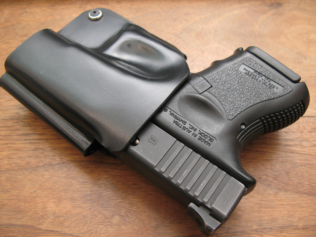 Best Glock 26 IWB Holster