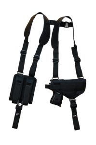 Barsony Nylon Shoulder Holsters for XDS 45