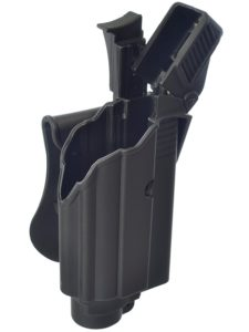 Glock 22 Tactical Holster with light