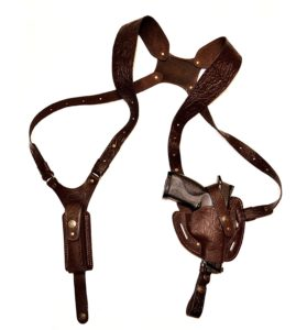 Smith & Wesson M&P Compact shoulder holster