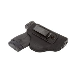 The Ultimate Suede Leather XDS IWB Holster