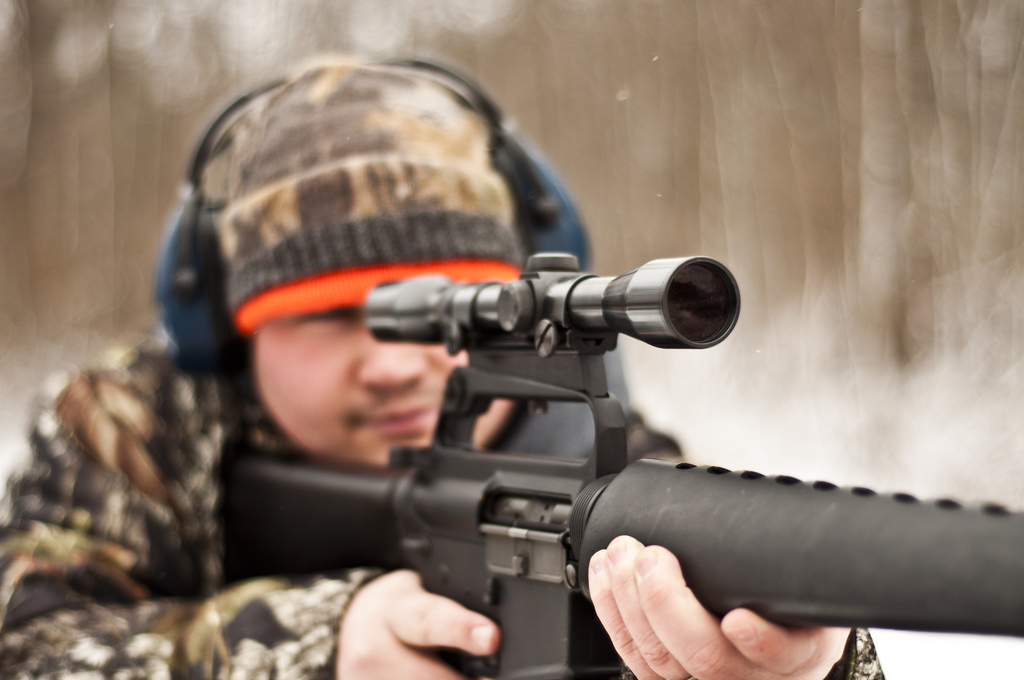 best 3-9x40 scope 3x9 review