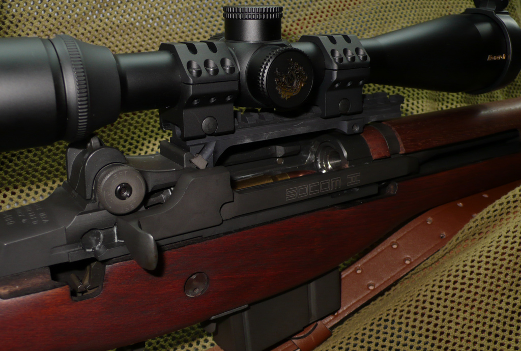 Best Scope For M1A M14