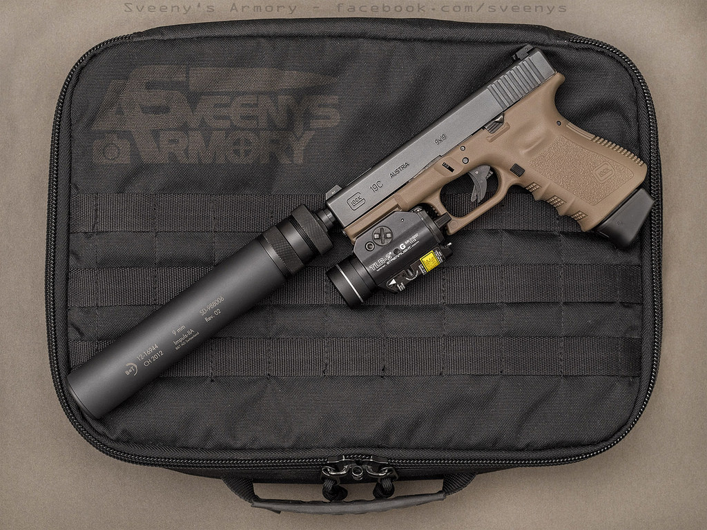 glock 19 laser sight