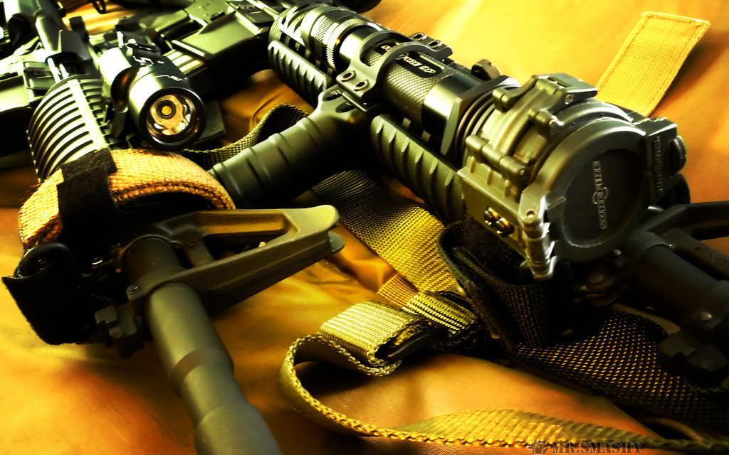 Best AR15 Flashlight tactical