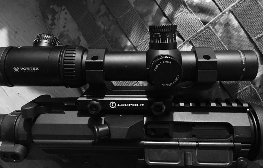 Vortex Viper PST 1-4x24 review