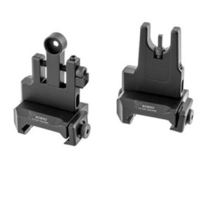 Bobro Engineering Low Rider AR 15 Flip Up Sights