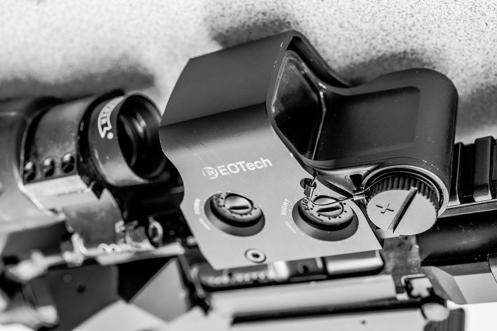 Best Magnifier for EOTech