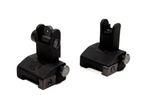Ozark Armament Front and Rear AR15 Iron Sights