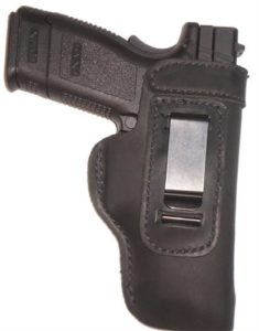 Pro Carry SR22 Leather Gun Holster