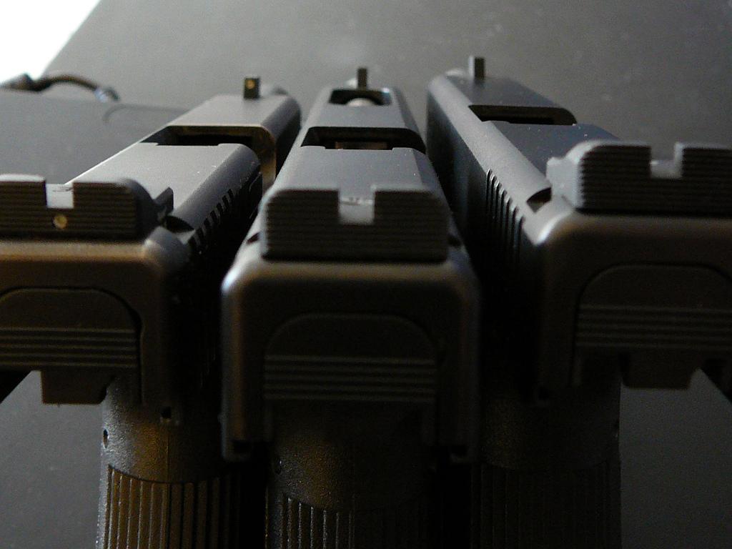 Best Glock Suppressor Sights