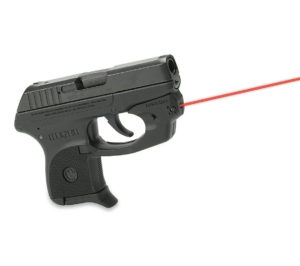 LaserMax Centerfire Frame Mounted Red Laser Sight for Ruger LCP