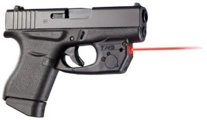 ArmaLaser Glock 42 43 TR5 Red Laser Sight