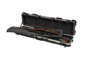 SKB ATA Large Double Rifle Case