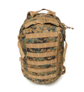 USMC ILBE Arcteryx Military MARPAT Assault Back Pack