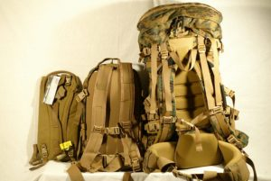 USMC Issue Gen 2 ILBE Main Pack, Assault Pack & Source Hydration System