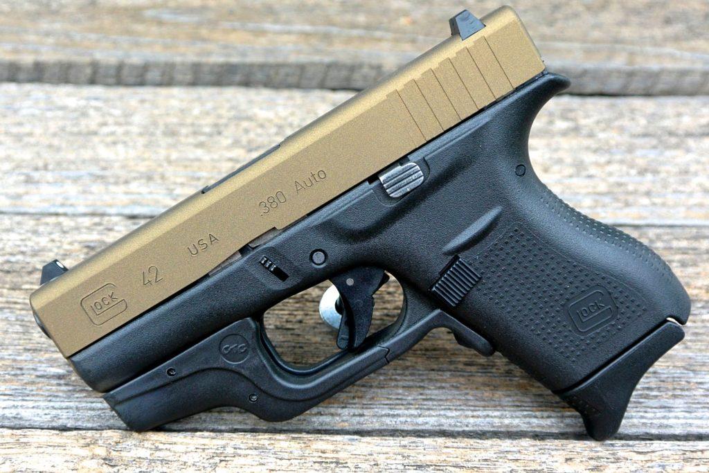 Glock 42 Laser