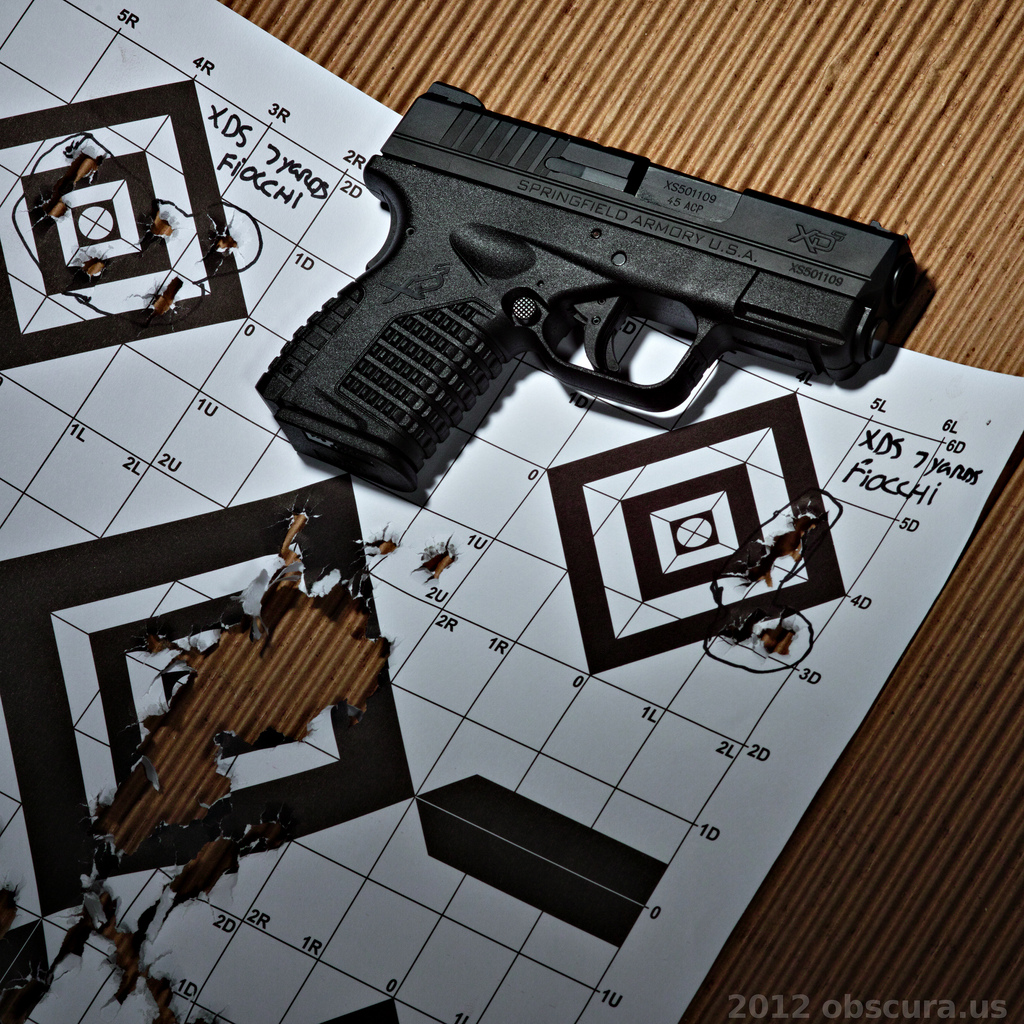 Springfield XDS Accessories