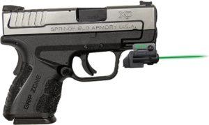 ArmaLaser Springfield XD Mod 2 Green Laser