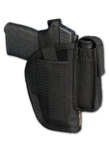 Barsony Gun OWB Belt Holster