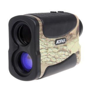 Wosports Laser Rangefinder for Hunting