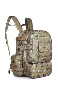 ArmyCamoUSA Sport Outdoor Military Rucksack