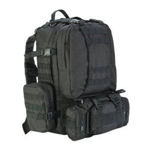 CVLIFE Outdoor 50L Military Rucksack