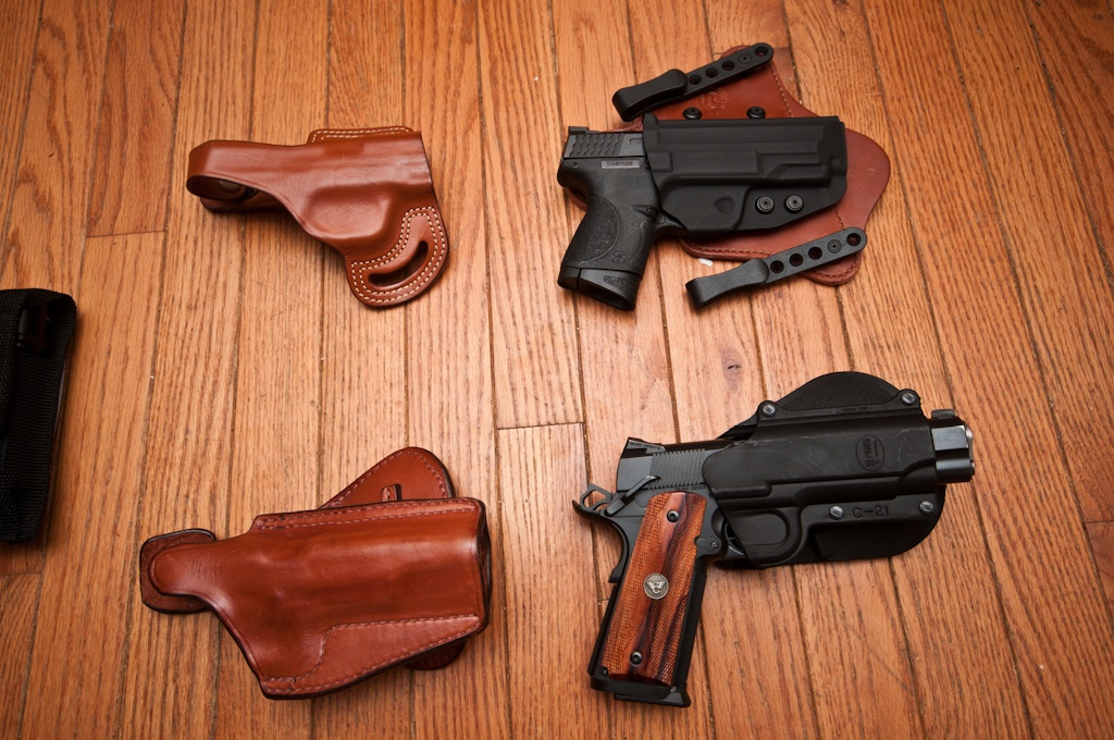 The 4 Best Leather Paddle Holsters | Sniper Country