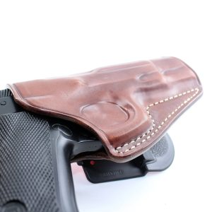 MASC Leather Paddle Holster