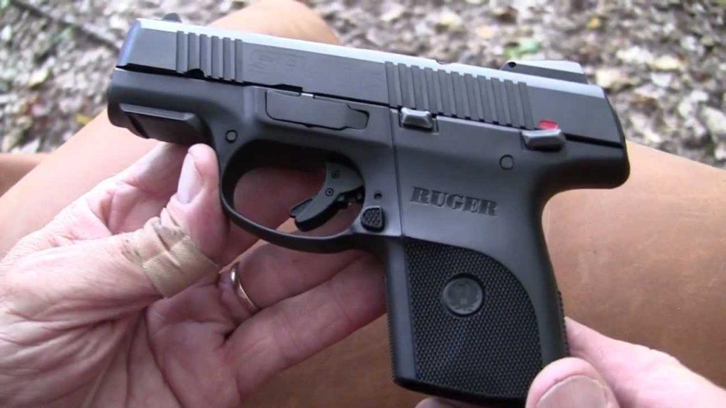 Ruger SR40c holster