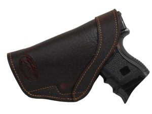 Barsony Holsters Brown Leather Inside The Waistband