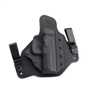 Black Arch Browning 1911-380 IWB Hybrid Holster