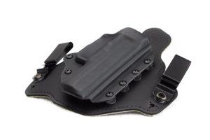 Black Arch CZ 75 Compact IWB Hybrid Holster