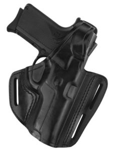 Gould & Goodrich Gold Line Three Slot Pancake Holster