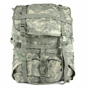MOLLE II Large Rucksack ACU with Shoulder Straps