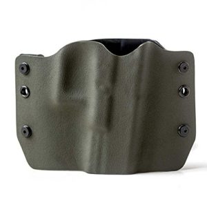 Outlaw Holsters OD Green Kydex OWB Holster