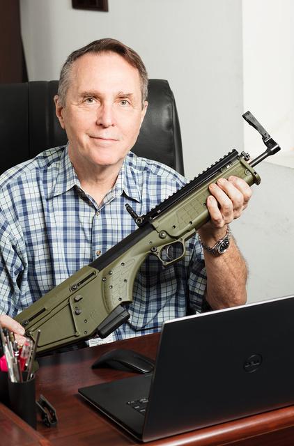 Kel-Tec RDB-S rifle