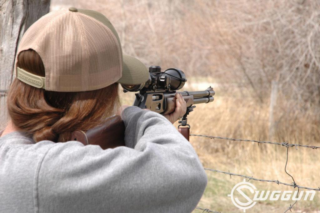shooting 30-30